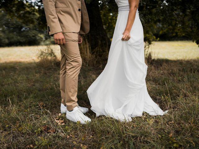 Le mariage de Maxime et Angèle à Maulévrier, Maine et Loire 93