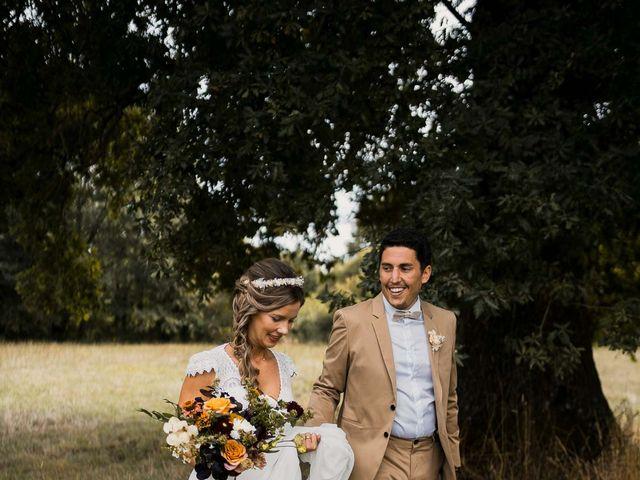 Le mariage de Maxime et Angèle à Maulévrier, Maine et Loire 95