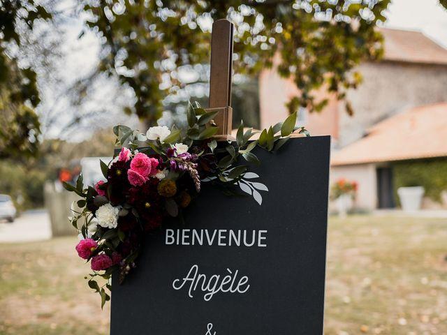 Le mariage de Maxime et Angèle à Maulévrier, Maine et Loire 97