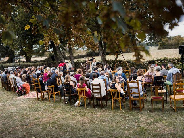 Le mariage de Maxime et Angèle à Maulévrier, Maine et Loire 101