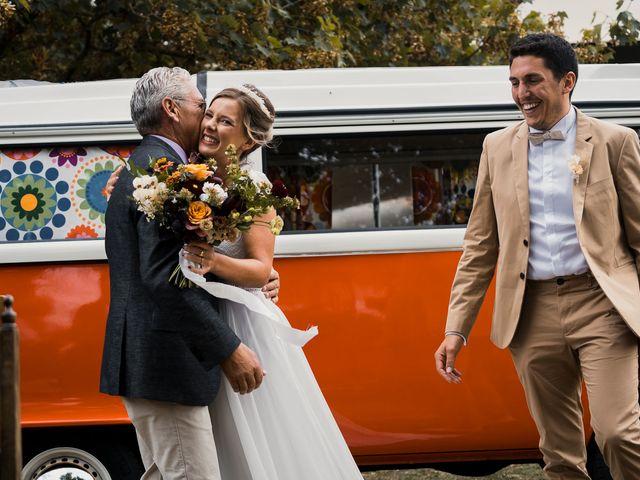Le mariage de Maxime et Angèle à Maulévrier, Maine et Loire 111