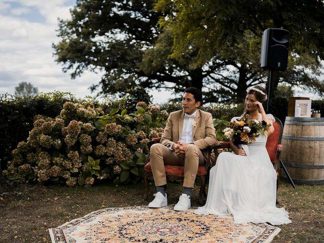 Le mariage de Maxime et Angèle à Maulévrier, Maine et Loire 112