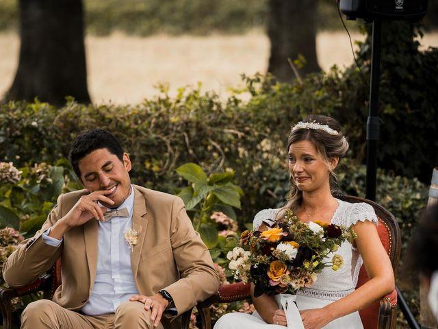 Le mariage de Maxime et Angèle à Maulévrier, Maine et Loire 117