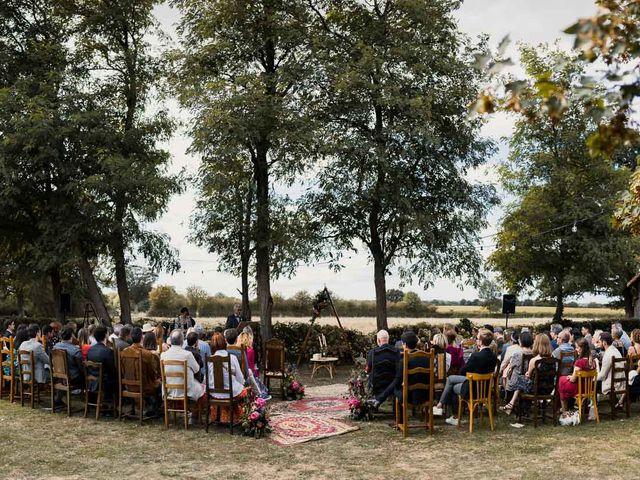 Le mariage de Maxime et Angèle à Maulévrier, Maine et Loire 127