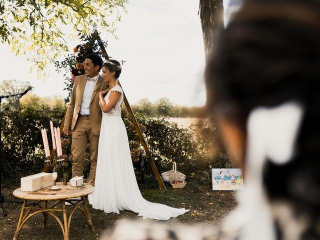 Le mariage de Maxime et Angèle à Maulévrier, Maine et Loire 137