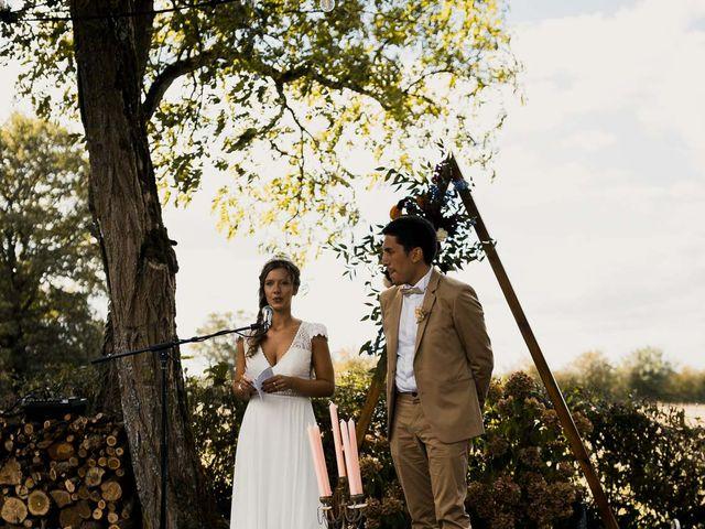 Le mariage de Maxime et Angèle à Maulévrier, Maine et Loire 139