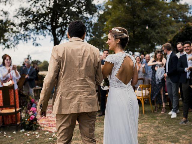 Le mariage de Maxime et Angèle à Maulévrier, Maine et Loire 147