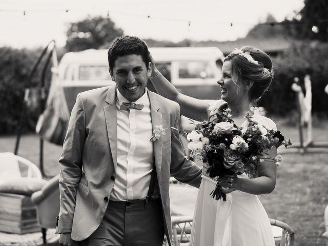 Le mariage de Maxime et Angèle à Maulévrier, Maine et Loire 148