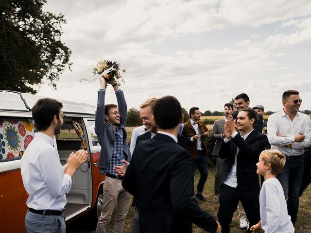 Le mariage de Maxime et Angèle à Maulévrier, Maine et Loire 171
