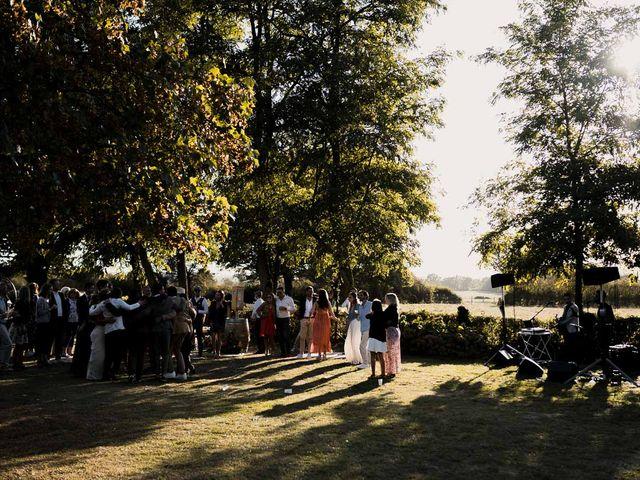 Le mariage de Maxime et Angèle à Maulévrier, Maine et Loire 182