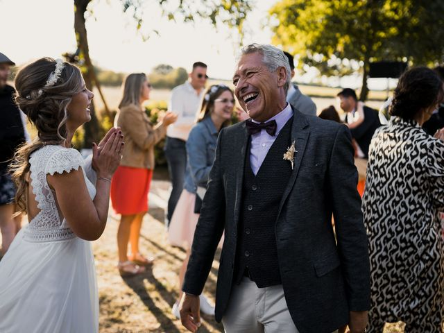 Le mariage de Maxime et Angèle à Maulévrier, Maine et Loire 188