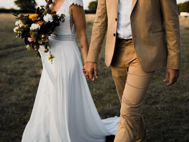 Le mariage de Maxime et Angèle à Maulévrier, Maine et Loire 209