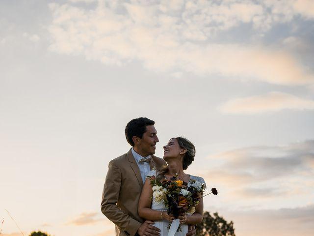 Le mariage de Maxime et Angèle à Maulévrier, Maine et Loire 213