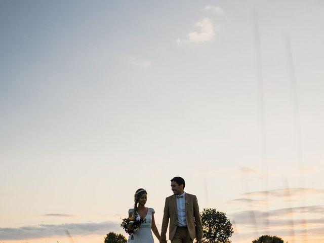 Le mariage de Maxime et Angèle à Maulévrier, Maine et Loire 218