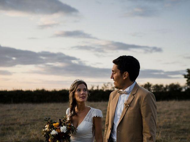 Le mariage de Maxime et Angèle à Maulévrier, Maine et Loire 219