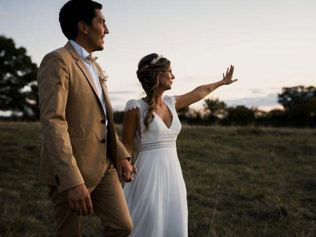 Le mariage de Maxime et Angèle à Maulévrier, Maine et Loire 225