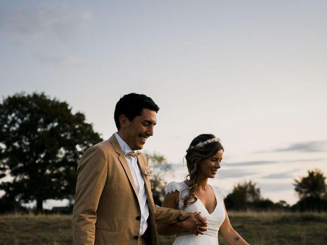 Le mariage de Maxime et Angèle à Maulévrier, Maine et Loire 226