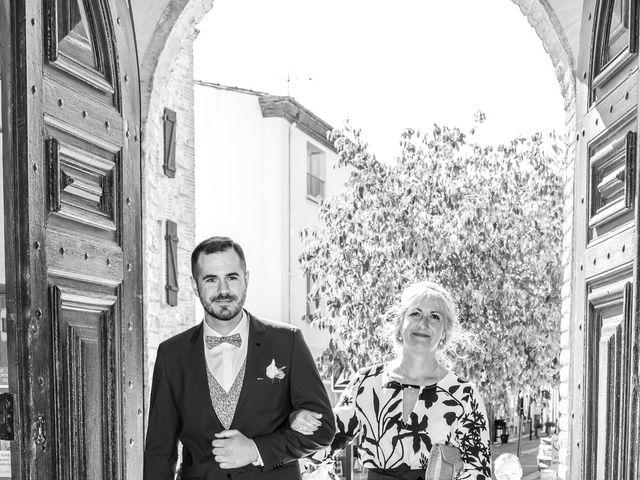 Le mariage de Aurélien et Elodie à Trouillas, Pyrénées-Orientales 16