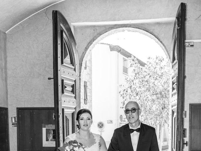 Le mariage de Aurélien et Elodie à Trouillas, Pyrénées-Orientales 17