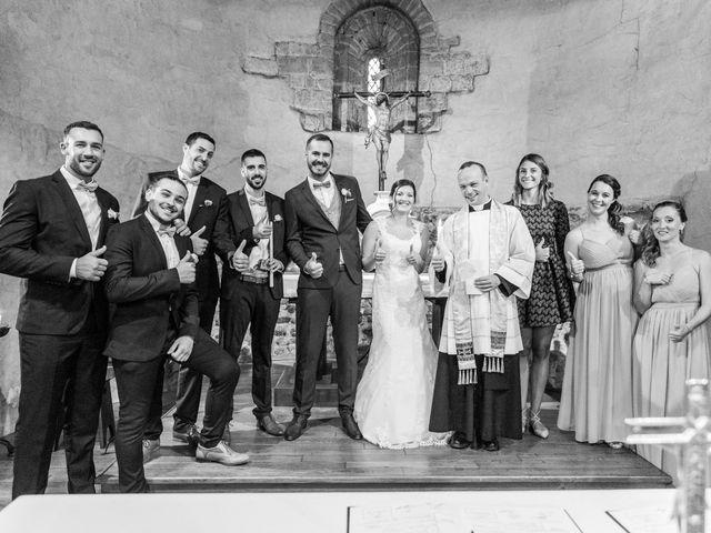 Le mariage de Aurélien et Elodie à Trouillas, Pyrénées-Orientales 20