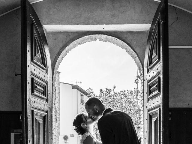 Le mariage de Aurélien et Elodie à Trouillas, Pyrénées-Orientales 23