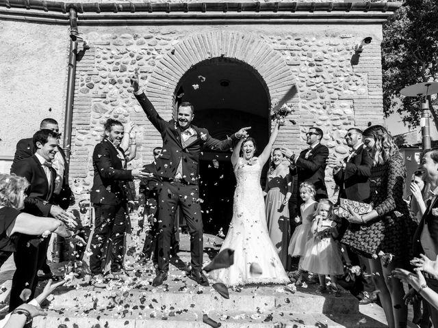 Le mariage de Aurélien et Elodie à Trouillas, Pyrénées-Orientales 24