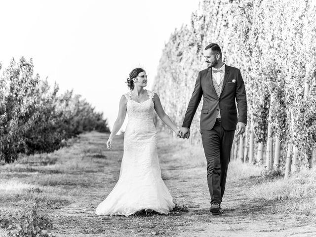 Le mariage de Aurélien et Elodie à Trouillas, Pyrénées-Orientales 38