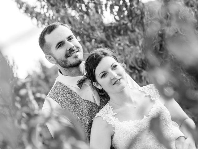 Le mariage de Elodie et Aurélien