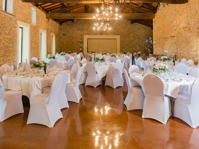 Le mariage de Tony et Jessica à Anse, Rhône 10
