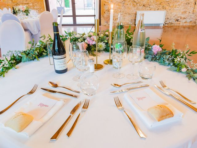 Le mariage de Tony et Jessica à Anse, Rhône 12