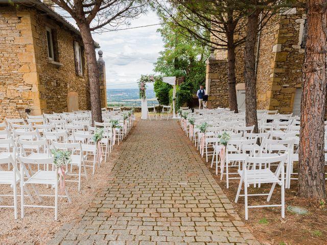 Le mariage de Tony et Jessica à Anse, Rhône 31