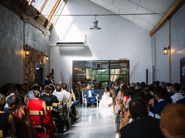 Le mariage de Gautier et Emeline à Bourg-de-Thizy, Rhône 11