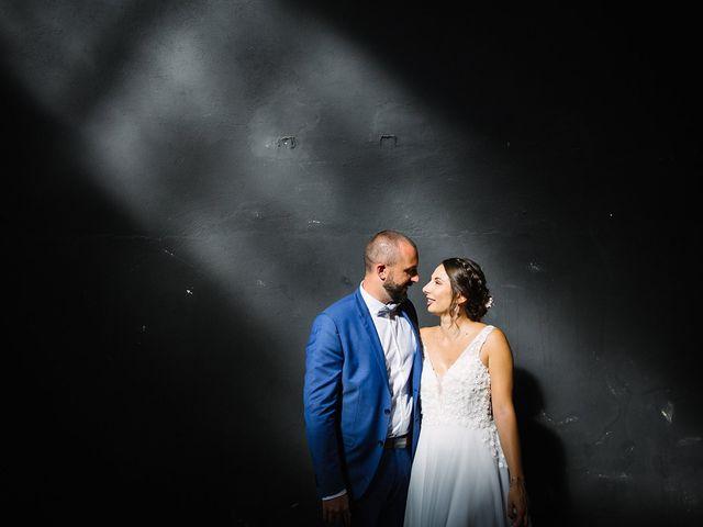 Le mariage de Emeline et Gautier