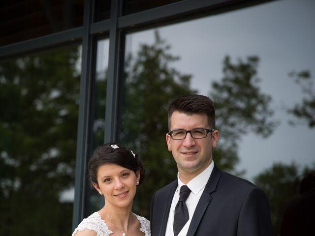 Le mariage de Vincent et Marie à Chantonnay, Vendée 10