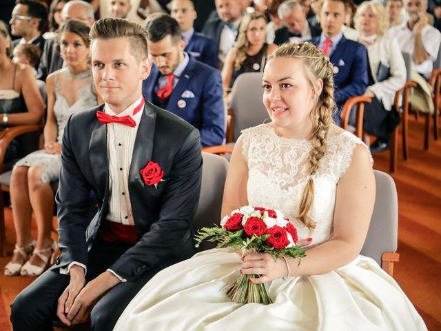 Le mariage de Thomas et Audrey à Vernon, Eure 45