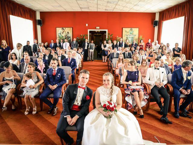 Le mariage de Thomas et Audrey à Vernon, Eure 54