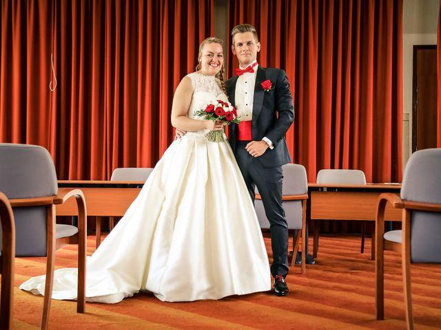 Le mariage de Thomas et Audrey à Vernon, Eure 56