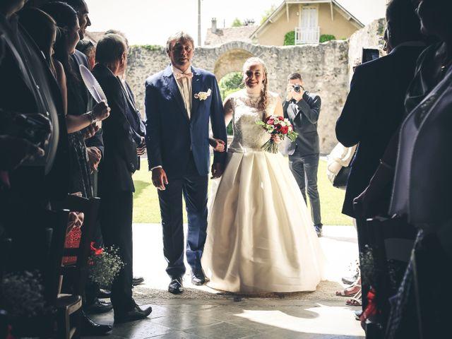 Le mariage de Thomas et Audrey à Vernon, Eure 78