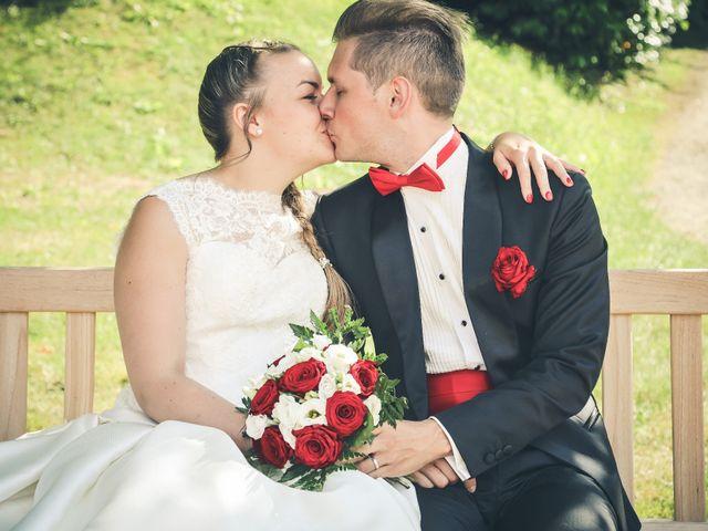 Le mariage de Thomas et Audrey à Vernon, Eure 110