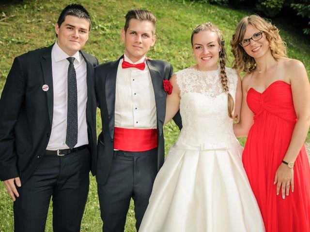 Le mariage de Thomas et Audrey à Vernon, Eure 114