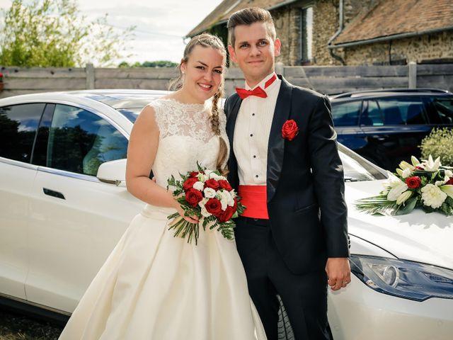 Le mariage de Thomas et Audrey à Vernon, Eure 118