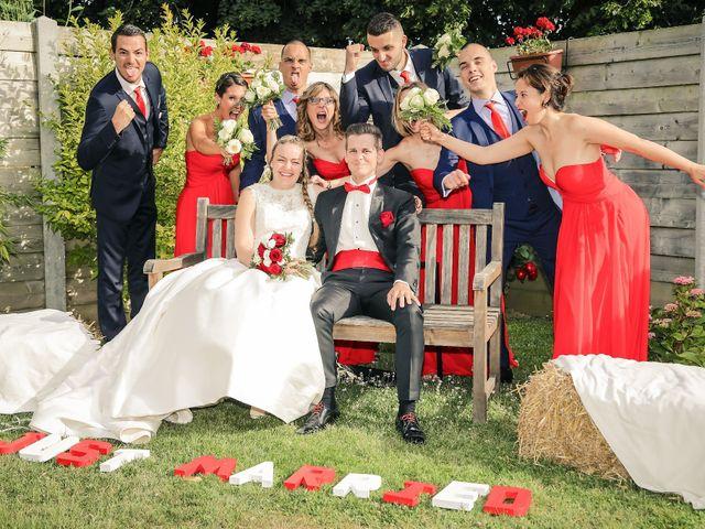 Le mariage de Thomas et Audrey à Vernon, Eure 120