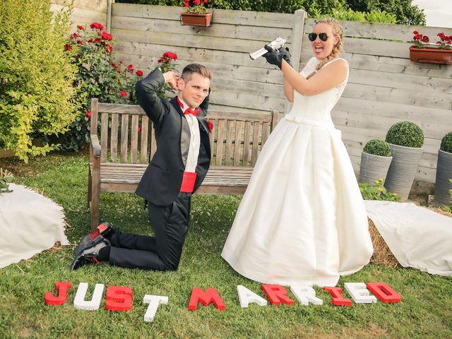 Le mariage de Thomas et Audrey à Vernon, Eure 121