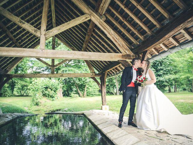 Le mariage de Thomas et Audrey à Vernon, Eure 100