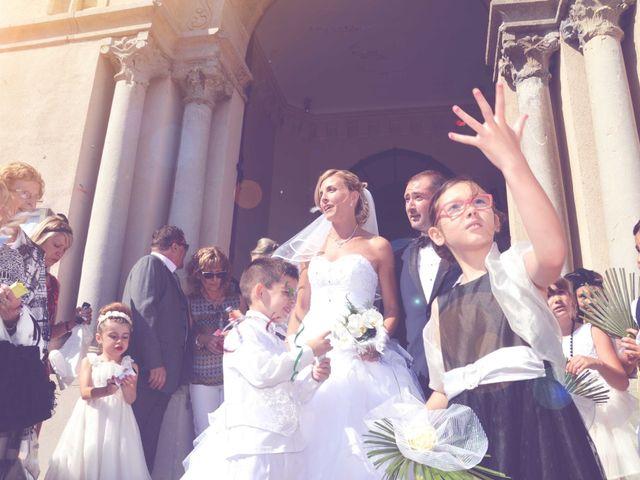 Le mariage de Fred et Jessica à Cabestany, Pyrénées-Orientales 9