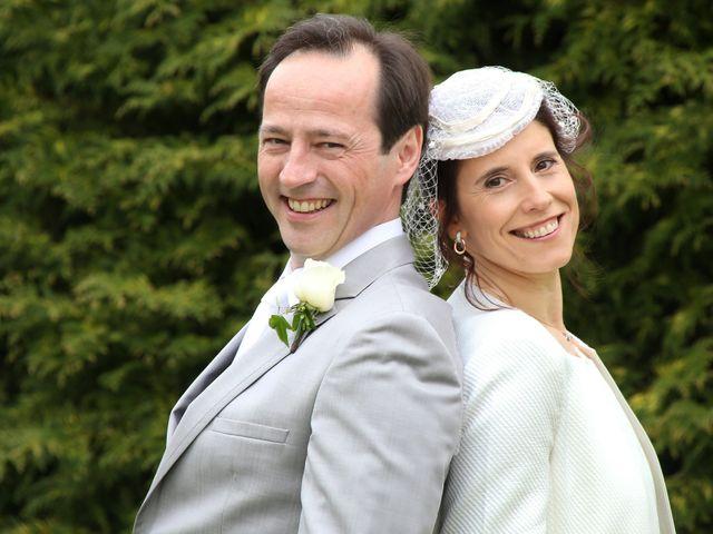 Le mariage de Eric et Sabine à La Chapelle-sur-Erdre, Loire Atlantique 1