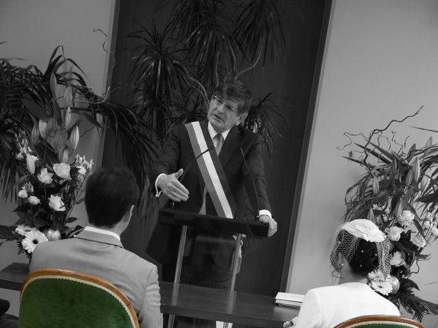 Le mariage de Eric et Sabine à La Chapelle-sur-Erdre, Loire Atlantique 9