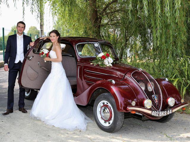 Le mariage de Philippe et Marie à Nantes, Loire Atlantique 1