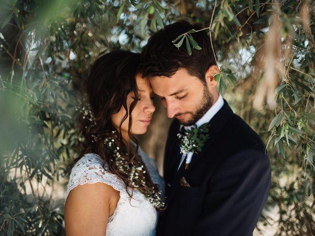 Le mariage de Morgane et Christopher