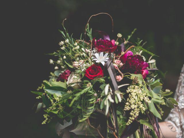Le mariage de Guillaume et Laurie à Les Mages, Gard 1